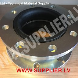 Rubber Expansion joint for vacuum