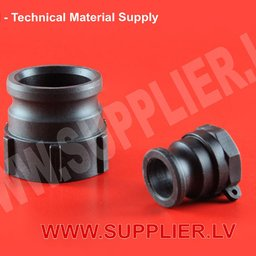 Hose couplings and accessories for camlock coupling