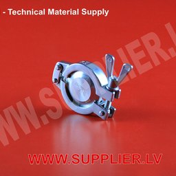 Triclamp couplings