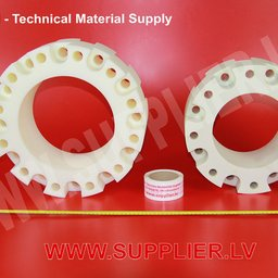 Insulating flanges